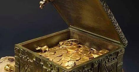 美国大爷在山中藏了价值百万的宝藏,十年后终于有人找到了?!